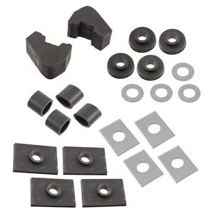 1948 52 Ford Truck Cab To Frame Pad And Bushing Kit 7c 5400 Ss