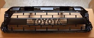 2012 2015 Tacoma Trd Pro Grille New Genuine Oem Toyota Ptr54 35150