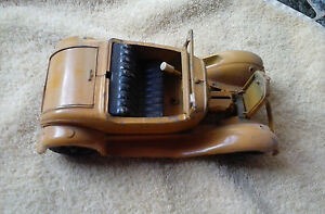 toys car ford model a for parts
