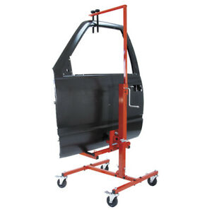 New Innovative Tools Autobody Mobile Rolling Door Bumper Jack Stand Dolly
