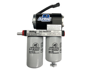 Airdog Fuel Pump System For 01 10 6 6l 6 6 Chevy Duramax Fp 100 Gph A4spbc085