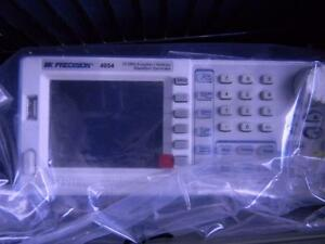 Bk Precision 4054 25 Mhz Dual Channel Function arbitrary Waveform Calibrated