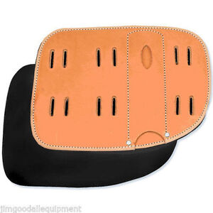 Replacement Pads For Climbing Spurs super Climber Pads extra Wide w Strap Sets
