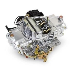 Holley Carburetor 0 83770 Street Avenger 770 Cfm 4bbl Vacuum Secondary Polished