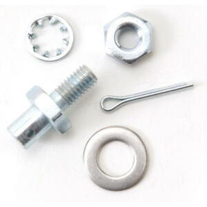 Edelbrock Carburetor Throttle Stud 8009 Throttle Cable Adapter For 77 Up Chevy