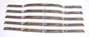 1947 1948 1949 1950 1951 1952 1953 Chrome cream Grille Chevy Pickup Truck