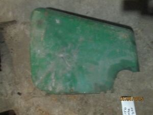 John Deere 4020 Right Side Rockshaft Cover W Toolbox Item 2625