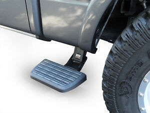 Amp Bedstep2 Retractable Side Bed Step For 99 16 Ford F250 F350 All 75403 01a