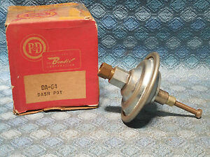 1956 Oldsmobile Nors Carburetor Dash Pot Rochester 2 Bbl