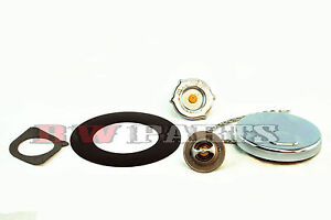 Kit lincoln Sa 200 Fuel Cap Neck Seal Radiator Cap And Thermostat Bw733 ke