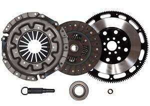 Qsc Stage 1 Clutch Kit Forged Flywheel Fits Nissan 300zx Non Turbo Vg30de 90 96