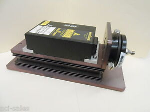 Melles Griot 85 bcd 020 230 488nm Dpss Diode Pumped Solid State Cw Laser Head