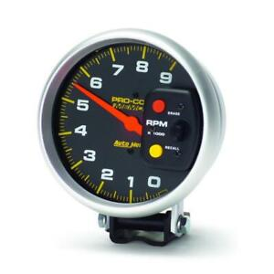 Auto Meter Tachometer Gauge 6809 Pro comp 0 To 9000 Rpm 5 Electrical