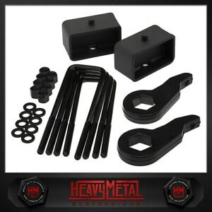 1995 1999 Chevy Tahoe 3 Front 3 Rear Suspension Lift Kit 4x4 4wd