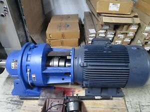 Leeson sumitomo Motor Gear C100387 pa157629 100 50hp Ratio 11 New Surplus