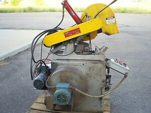 Doall Cutoff Machine 16 Abrasive Chop Saw