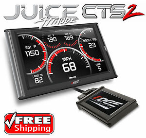 Edge Cts2 Juice With Attitude Tuner For 04 5 05 Dodge Ram 2500 3500 Diesel 31503
