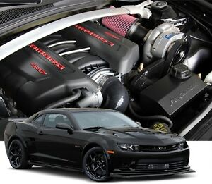 Chevy Camaro Z 28 Ls7 Procharger P 1sc1 Stage Ii Supercharger Intercooled System
