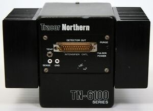 Tracor Northern Tn 6100 Photodiode Array Detector Spex Darss Model 6112