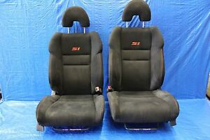 2006 Honda Civic Si Coupe Fg2 Oem Factory Lh Rh Front Seats Pair K20z3 9122