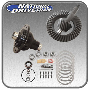 Ring And Pinion Bearing Install Kit New Posi Fits Ford 8 3 55 Ratio