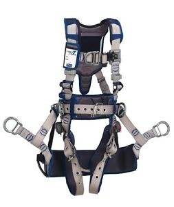 Dbi Sala 1112589 Exofit Strata Tower Climbing Harness 2xl