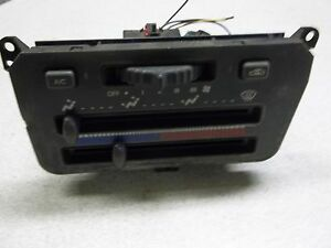 Chevy Gm Gmc Vintage Heater Ac Climate Control Panel 16139334 2 free Shipping