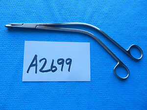 Jarit Surgical Schubert Uterine Biopsy Forceps 505 125