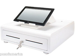 Apg Cash Drawer Stratis Point Of Sale Tablet Integration System White New