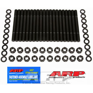Arp Cylinder Head Stud Kit 154 4004 Hex Head Chromoly For Ford 351c 351m 400