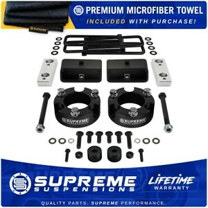 3 Front 2 Rear Lift Kit For 05 20 Toyota Tacoma Sway Bar Drop Diff Drop Kit