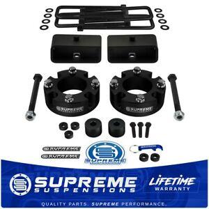 3 Front 2 Rear Lift Kit Diff Drop For 2007 2020 Toyota Tundra 4x4 Pro