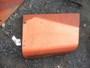 Allis Chalmers 180 Hood Support L h Item 411