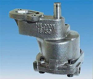 Milodon Engine Oil Pump 18750 High Volume For Chevy 283 400 Sbc