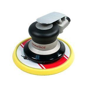 Airvantage 6 Random Orbital Sander 3 32 Orbit With Psa Vinyl Pad package