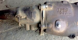 1962 To 1963 Commet Or Falcon T10 4 Speed Transmission