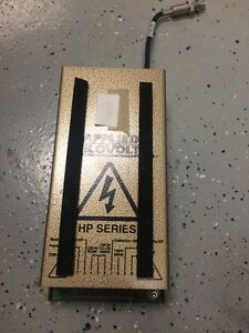 Applied Kilovolts Hp10p Power Supply Bruker Ultraflex