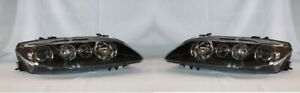 For 2006 2008 Mazda 6 S Headlights Head Lamps Driver Passenger Lh Rh