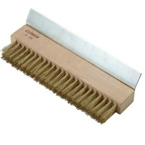 Winware By Winco Br 10 Head For Pizza oven Brush