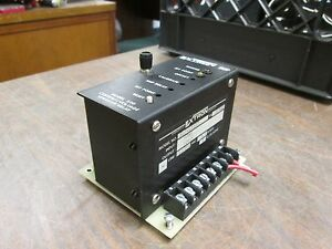 Extron Model 540 Current Voltage Sensitive Relay 540 41112 Used