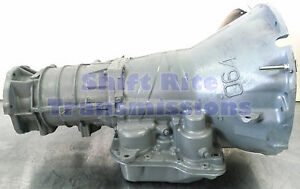 46re 00 03 4x4 Transmission Rebuilt Dodge A518 Chrysler Remanufactured Ram Jeep