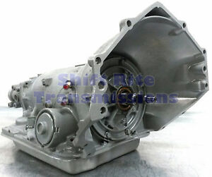 4l60e 1993 1994 2wd Remanufactured Transmission M30 Warranty Rebuilt Gm Chevy
