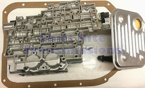 4l80e Valve Body Remanfactured 04 Up Updated Transmission Valvebody Mt1 Rebuilt