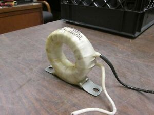 Midwest Electric Current Transformer 3ct115b Ratio 150 5a 2va 25 400hz Used