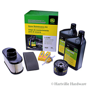 John Deere Lg265 Home Maintenance Kit X300 X300r X320 X324 X360 X500 X530