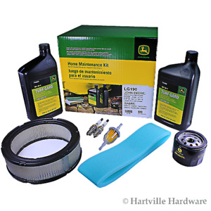 John Deere Original Equipment Home Maintenance Kit lg190