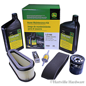 John Deere Original Equipment Home Maintenance Kit lg185