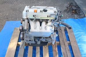 2004 2005 Honda Civic Si Hatchback Oem Engine Longblock Assembly Ep3 K20a3 9027