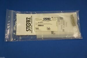 Karl Storz 28166ll Cleaning Adaptor For 28166 Series Athroforce Iii Punches Fcps
