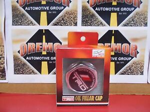 Genuine Toyota Supra Trd Forged Billet Oil Cap Ptr04 12108 02 Oem New Screw On